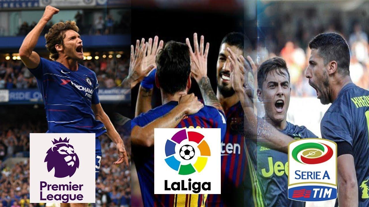 bonito diseño Mitad de precio lindo baratas Resultados De Futbol Hoy - La Liga, Premier League y Serie A
