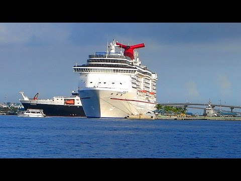 Carnival Pride Cruise Ship To The Bahamas