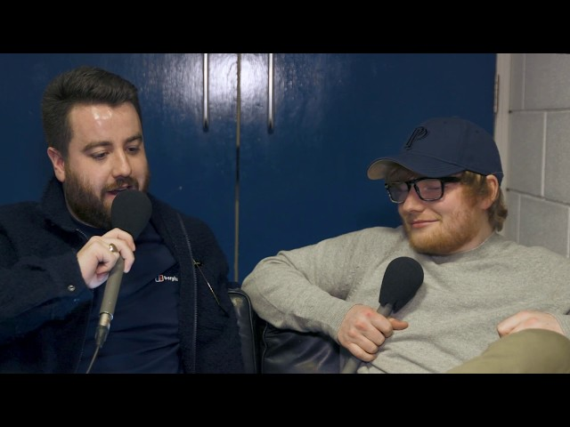 Ed Sheeran Talks About His Stag Do