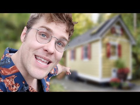 My Insane Tiny House Tour!