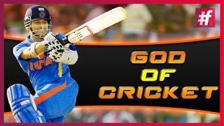 Sachin Tendulkar - Man Who Became the God Of Cricket