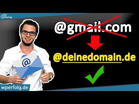 Eigene Domain Email Erstellen [SOFORT]: Bei All Inkl In Wenigen Sekunden Email Einrichten   Tutorial