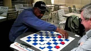 checkercycle vs Great Georgia Boy