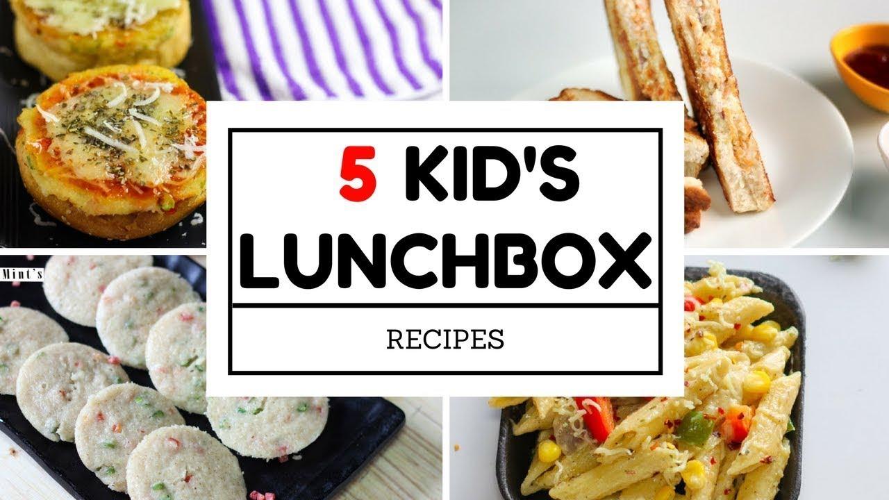 5 रेसिपीज बच्चों के टिफ़िन बॉक्स के ...