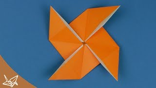 Windmill Base Origami Instrutions