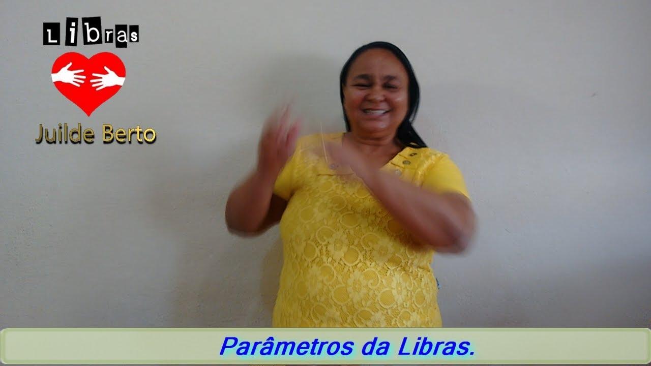 Super Parâmetros da Libras - YouTube NE28
