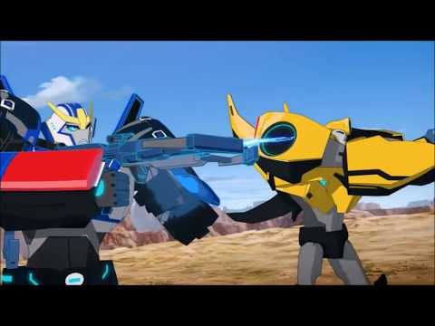 Transformers Robots In Disguise Season 1 4 All Transformations