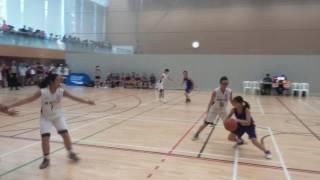 Publication Date: 2017-07-15 | Video Title: 2017 全港學界籃球馬拉松 (女子組) 寶覺中學 vs 匯