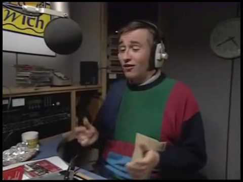 Alan Partridge It Started With A Kiss