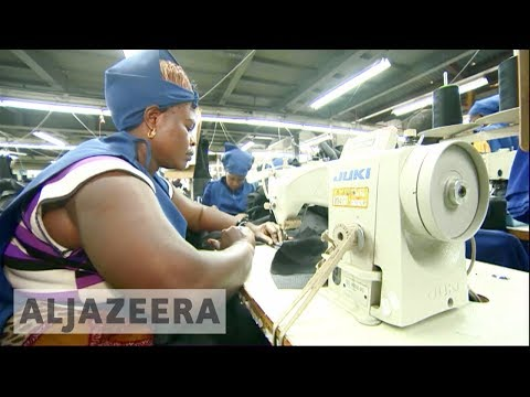 African countries ban secondhand clothes imports