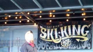 SKI KING  Wonderful Life Live in Kalifornien