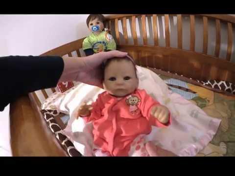 Details Video Of Ashton Drake's Little Peanut