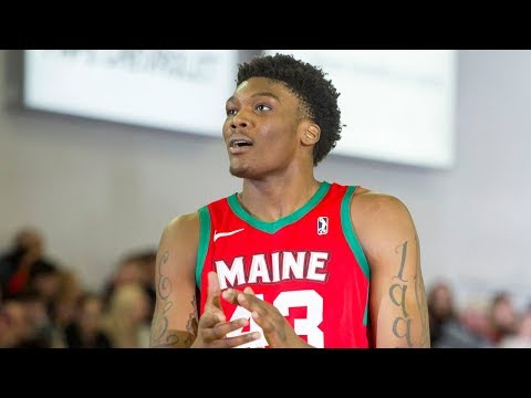 Celtics' Robert Williams III Showing UPSIDE for NBA G League's Maine Red Claws!