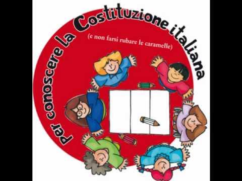Per conoscere la costituzione italiana art 1 youtube for Immagini giraffa per bambini