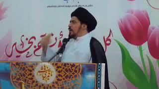 السيد منير الخباز - لماذا الإمام الحسين عليه السلام مشيئة الله