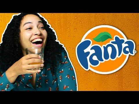 Irish People Try American Fanta