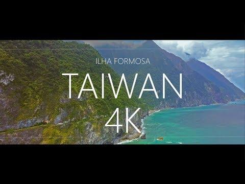 TAIWAN 2017 in 4k, DJI Mavic Pro