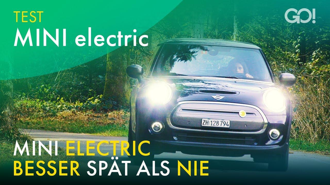 Mini electric (2020). Besser spät als nie.