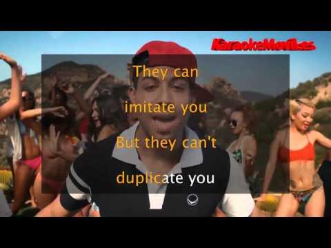 Karaoke Dawin Dessert ft  Silentó (Karaokemovil.es)