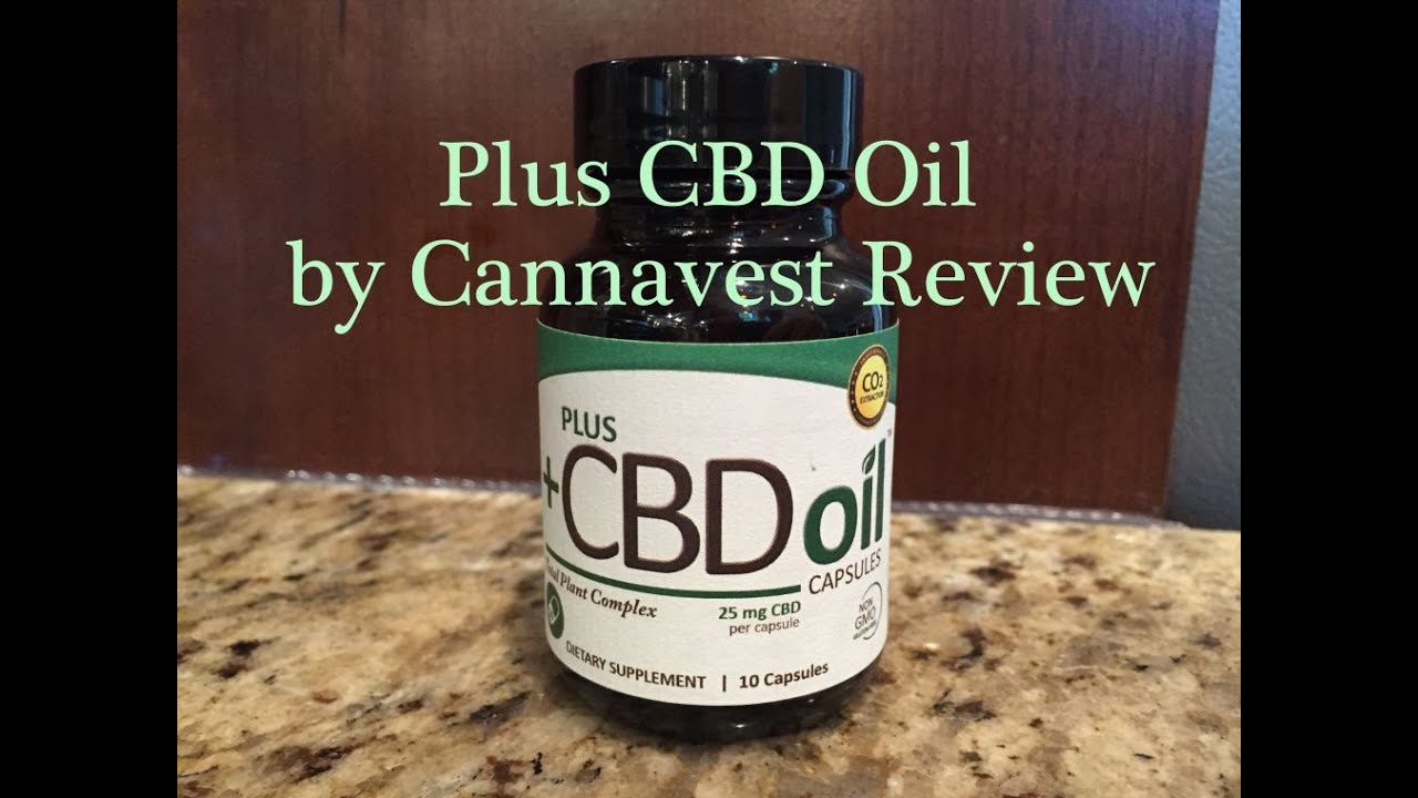Plus CBD Oil by CV Sciences Review