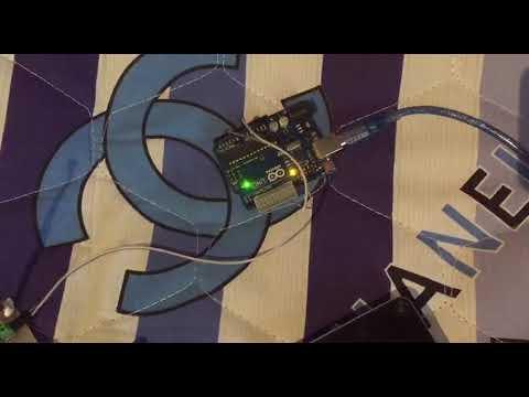 arduino Vu meter and LM358 Detector