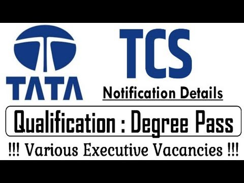 TCS Job Posting - Private Jobs - All India Jobs - Graduate pass jobs - Apply Now !