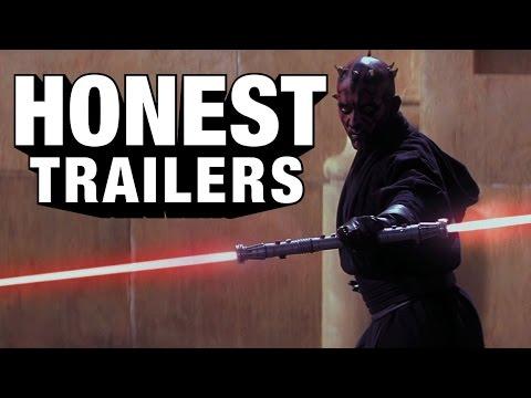 Honest Trailers - Phantom Menace 3D