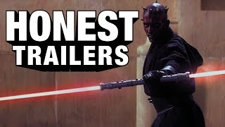 Honest Trailers - Phantom Menace 3D