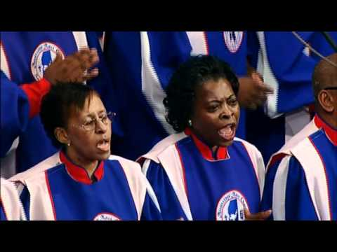 Mississippi Mass Choir - Trouble Don't Last