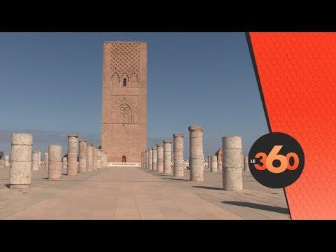 Le360.ma • La Tour Hassan, un des monuments historiques de Rabat, fait peau neuve