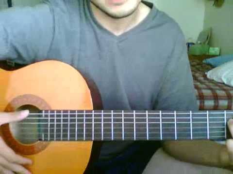 La Malaguena (Salerosa) Mariachi Huapango Guitar Lesson