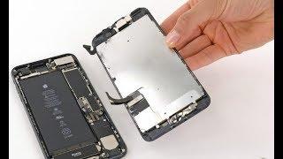 Ремонт Apple iPhone 7 Plus - замена дисплея