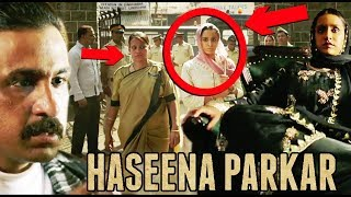 HASEENA PARKAR Trailer Breakdown | Things You Missed | SPOILERS |