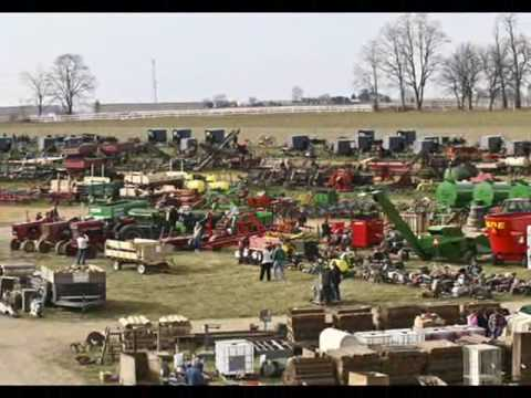Amish Country - Gordonville, Pennsylvania Mud Sale.