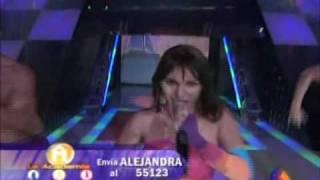 Alejandra Capellini - Una de Dos (La Academia 7)