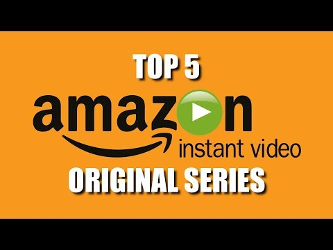 Top 5 Best Amazon Prime Original Series to Watch Now 2017