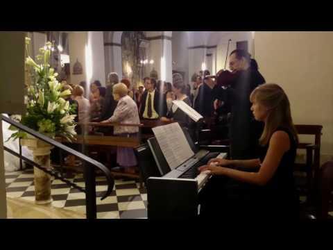 Mendelssohn - Wedding March  - Violin & Piano (Organ)