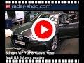 Detecteur radar Stinger avec Audi RS6 Avant pour France
