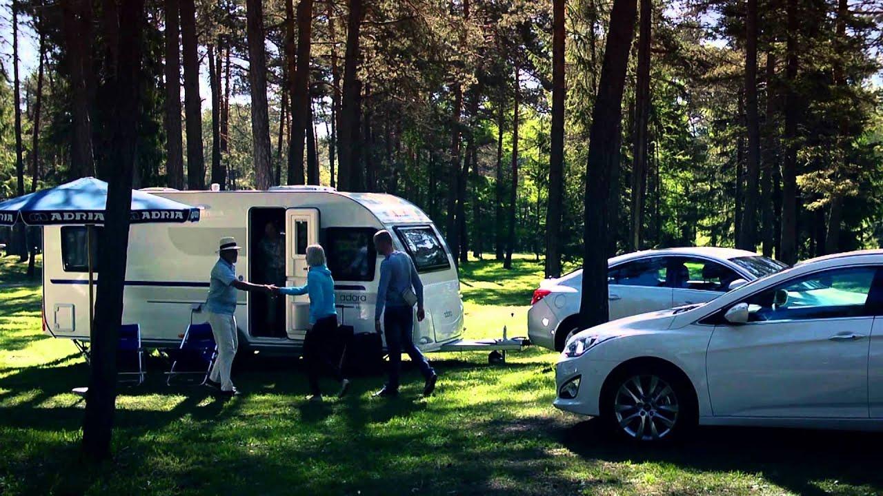 d6303133941793 Adria Mobil Experience Caravan Lifestyle - YouTube
