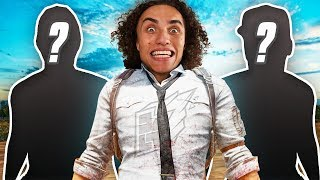 MY BRAND NEW DREAM TEAM! (PlayerUnknown's BattleGrounds Funny Moments)