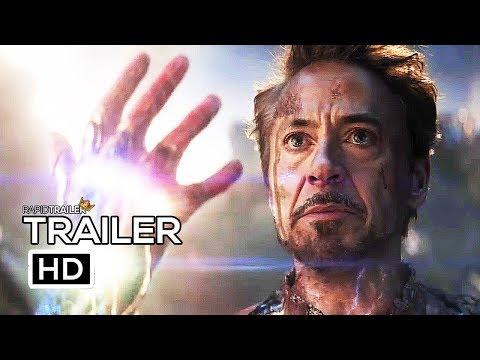 AVENGERS 4: ENDGAME Official Blu-Ray Trailer (2019) Marvel, Superhero Movie HD