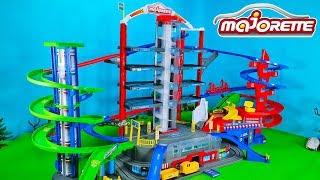Besser als Hot Wheels? Die Majorette Super City Garage im Test | Toys Unboxing