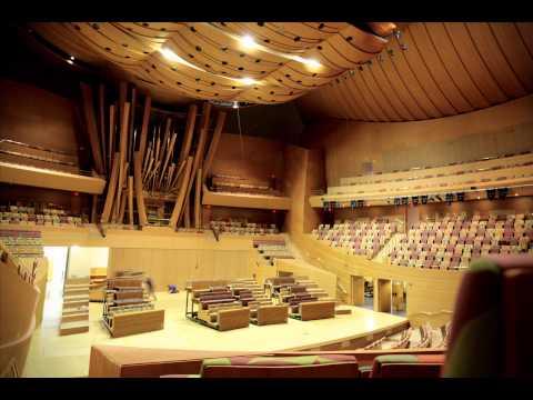 Setting the Stage for Mahler 8 - Walt Disney Concert Hall