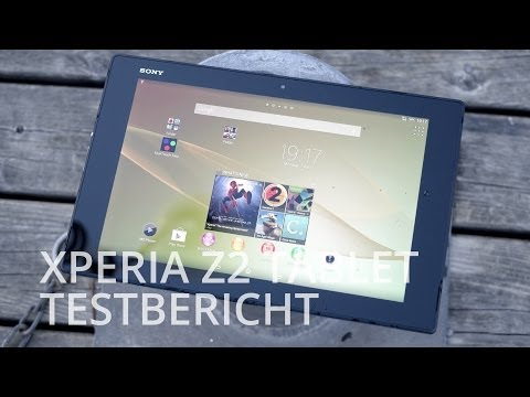 Review: Sony Xperia Z2 Tablet im Test | tabtech.de