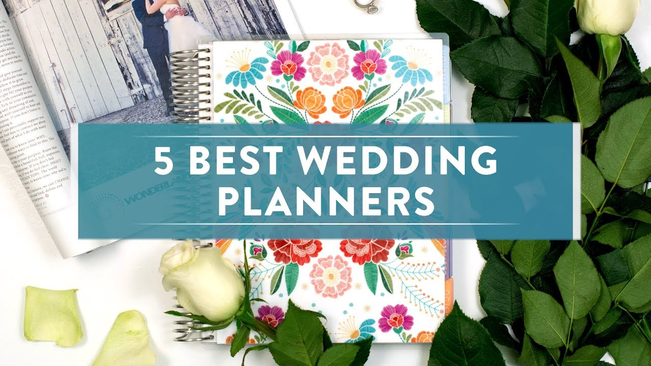 5 Best Wedding Planners YouTube