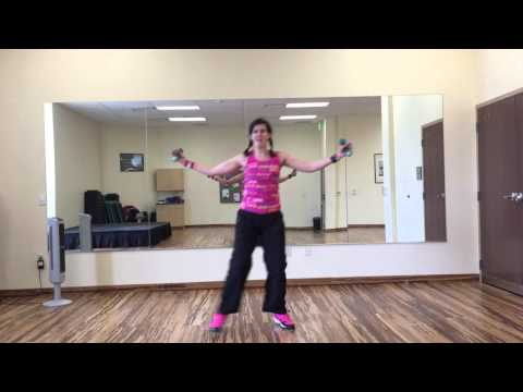 Zumba Gold Toning:  Ex's and Oh's with Breanna