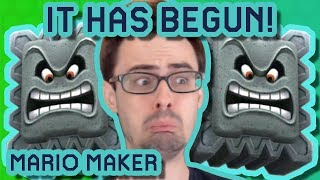 Mario Maker - Playing Your Hot Garbo | Troll Level Design Contest [Week #1]