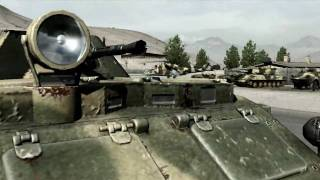 ARMA 2: Operation Arrowhead - 'Takistan Army' Trailer