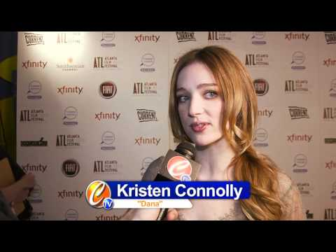 Exclusive : Kristen Connolly