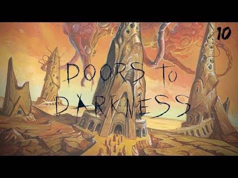 (Call of Cthulhu) Doors to Darkness, EP10: Martin Poole